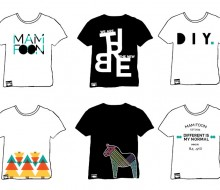 THE MAM FOON T-shirts
